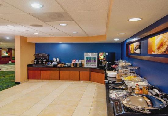 Tulare, Kalifornien: Breakfast Buffet
