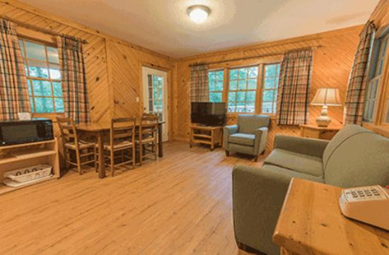Jenny Wiley State Resort Two Bedroom Cabin