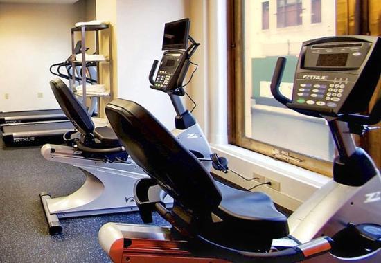 Fairfield Inn & Suites Atlanta Downtown : Fitness Center