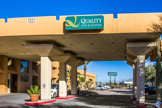 Photo of Quality Inn & Suites Airport North Tucson