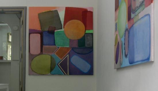 Gallifet Art Center: Vivid