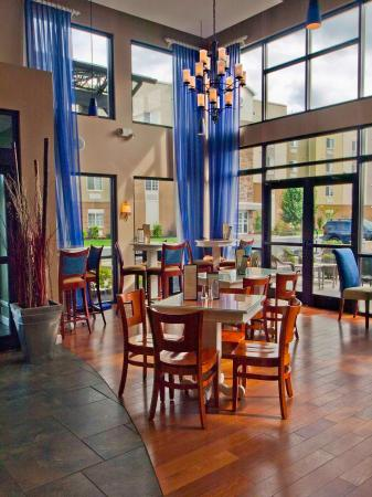 Amherst, estado de Nueva York: Foyer Seating