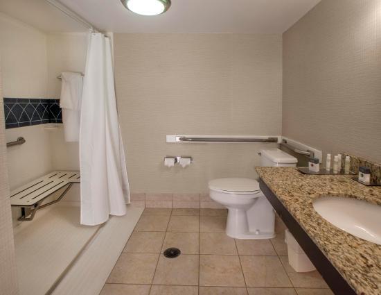 Amherst, estado de Nueva York: Guest Bathroom