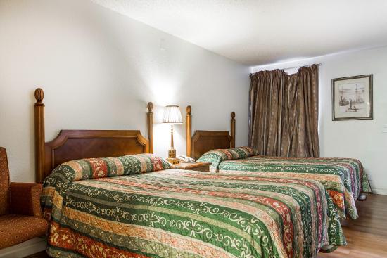 วัลเลโฮ, แคลิฟอร์เนีย: Guest Room