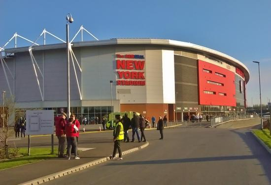 ‪Aesseal New York Stadium‬