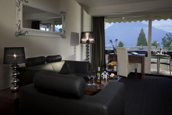 Sigriswil, Suiza: Junior Suite