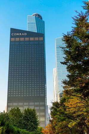 Conrad Seoul: Exterior