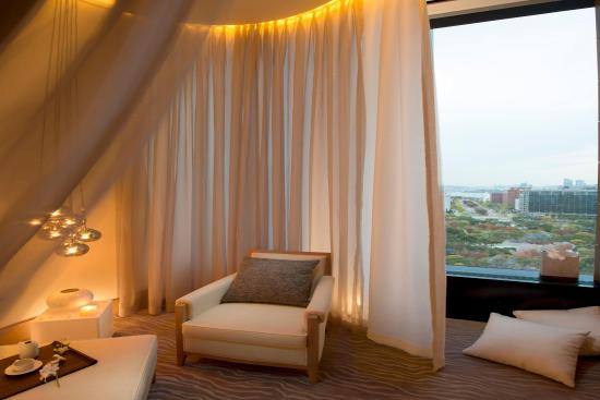 Conrad Seoul: Spa, Relaxation Room