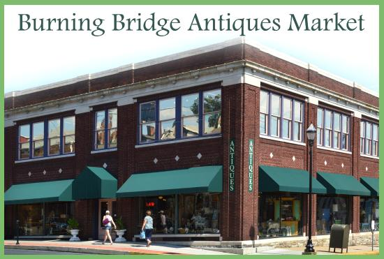 ‪Burning Bridges Antiques Market‬