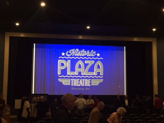 The Historic Plaza Theatre: Fabulously restored venue