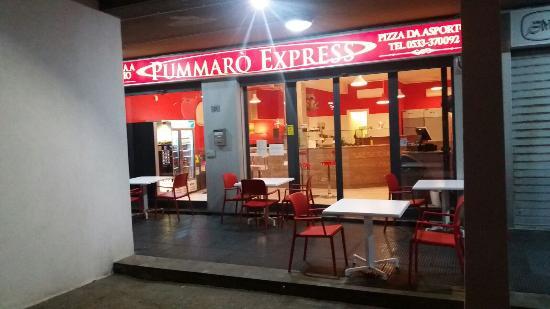 Pummaro' Express
