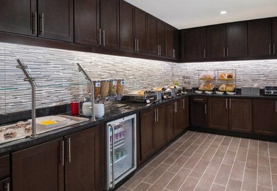 Orangeburg, NY: Breakfast Buffet