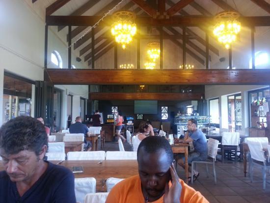 Alexandria, África do Sul: Restaurant