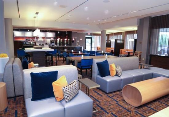 Pearl, Миссисипи: Bistro – Dining Area