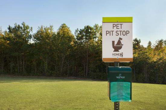 Φλόρενς, Νότια Καρολίνα: Pet Area