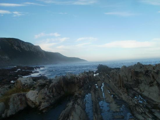 Tsitsikamma National Park, Sydafrika: Views