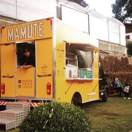 mamute food truck nosso chef em sampa