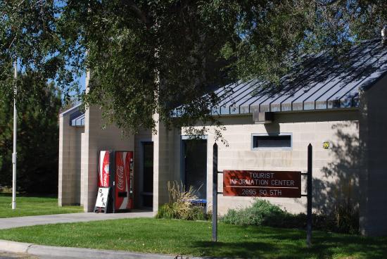 Pocatello, ID: Tourist Information Center