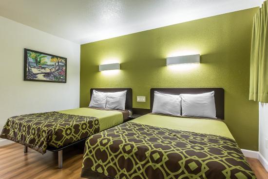 Hanford, Kalifornien: Guest Room