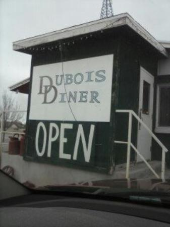 Dubois Diner.. previously called Dubois Cafe