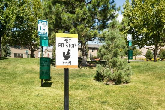 Lehi, UT: Pet Area