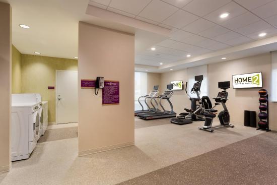 Lehi, UT: Fitness Center and Laundry