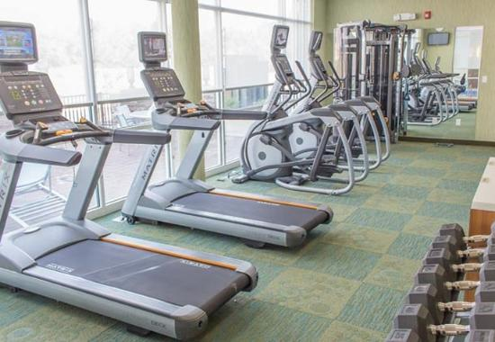 Sumter, Carolina del Sur: Fitness Center