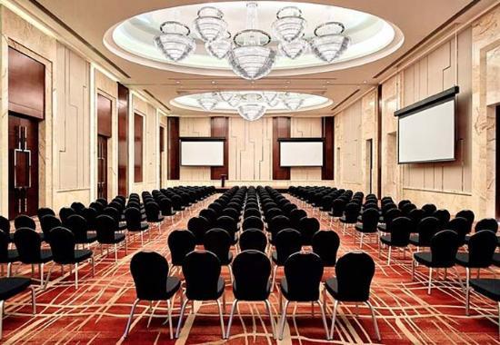 Huizhou, China: Kaisa Ballroom – Theater Setup
