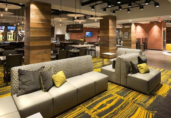 Summerville, Güney Carolina: Bistro Sitting Area
