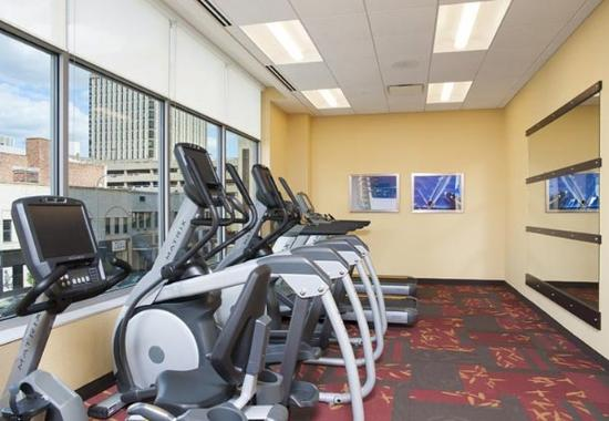 Peoria, IL: Fitness Center - View