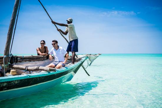 Quirimbas Archipelago, Mocambique: Dhow Sailing