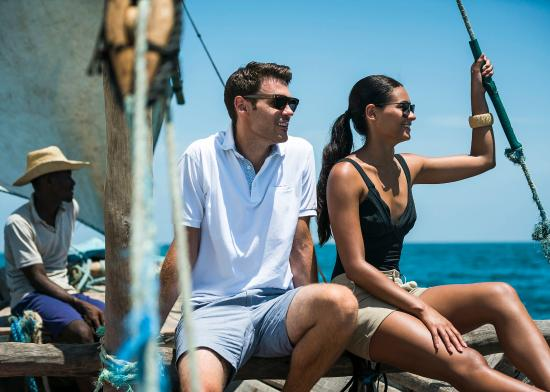 Quirimbas Archipelago, Mozambique: Dhow Cruise