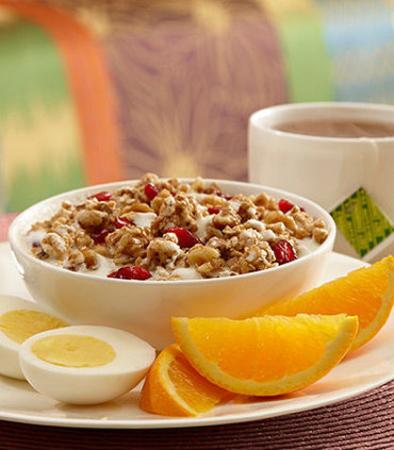 Leavenworth, Канзас: Cereal to Start Your Day
