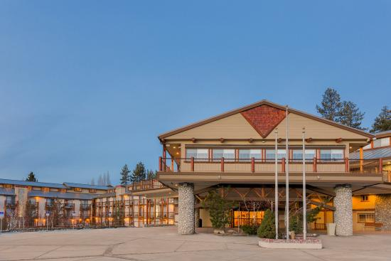 Big Bear Lake, CA: Hotel Exterior