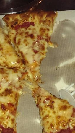 Gorgeous And Yummilicious Picture Of The Fat Pizza