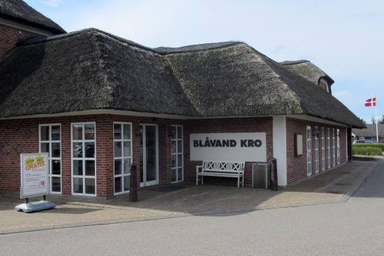 restaurant blåvand kro