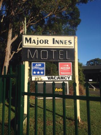 Major Innes Motel Port Macquarie