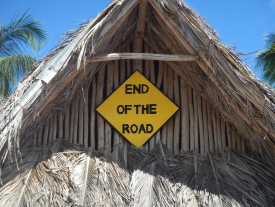 The End Of The Road: End of the road