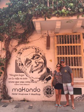 Casa de Gabriel Garcia Marquez