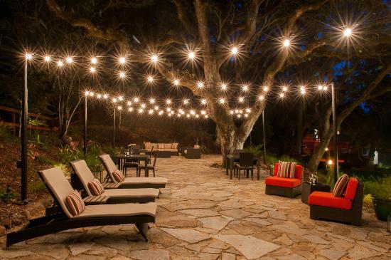 Olea Hotel: Outdoor Terrace