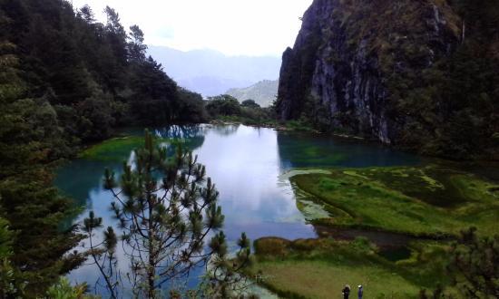 Huehuetenango Department, Guatemala: Laguna MAgdalena Huehuetenango