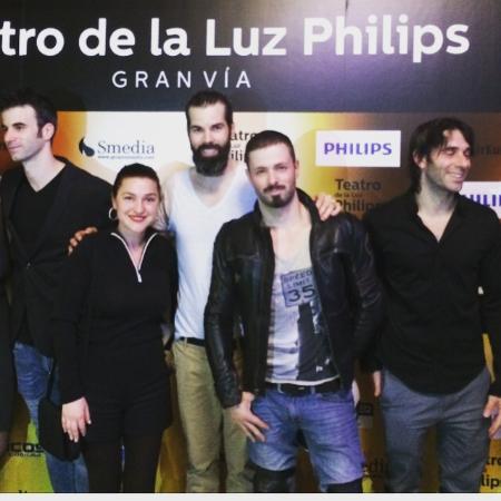 Teatro pr ncipe gran v a comunidad de madrid lo que se Teatro principe gran via
