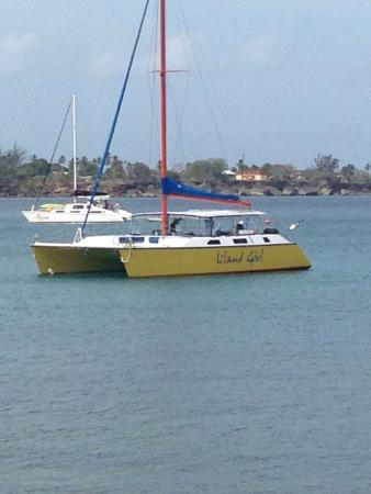 Island Girl Catamaran: Best Birthday Ever