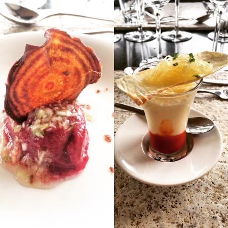 Restaurantes café de La Consulta
