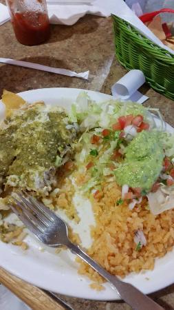 El Jine TE Mexican Restaurant