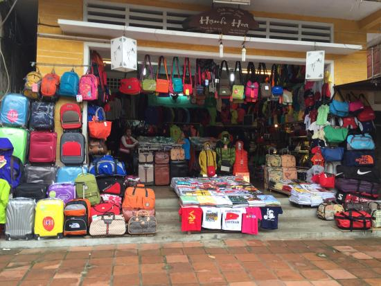 how to go to my son from hoi an