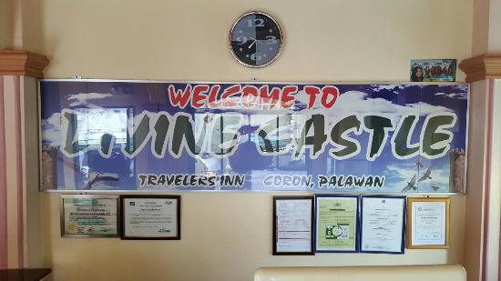 Divine Castle Travelers Inn - Coron: 20160429_072743_large.jpg