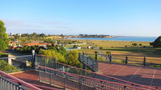 Timaru, Nowa Zelandia: Caroline Bay