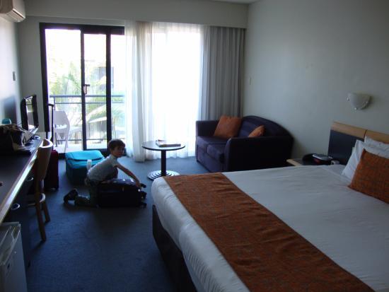 Sorrento, Australia: King suite