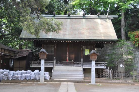 Kaminoge Inari Shrine